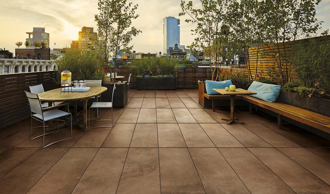 Caruana Cini The Latest Trends Outdoor Tiles